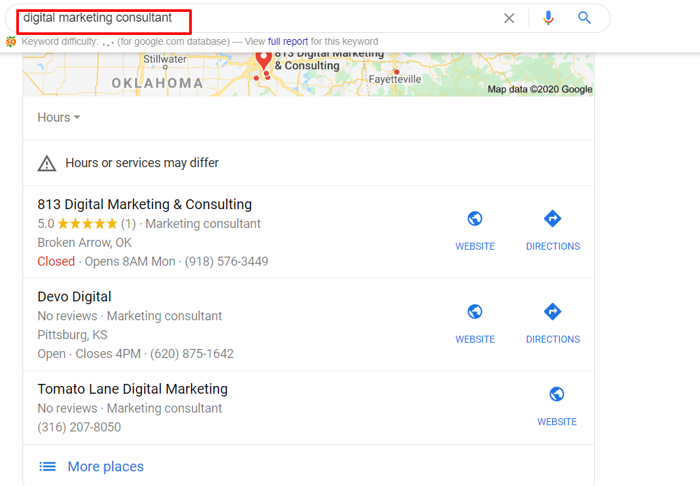 local business growth with google my business